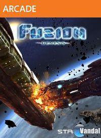Portada oficial de Fusion: Genesis XBLA para Xbox 360