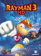 Portada oficial de de Rayman 3 HD PSN para PS3