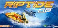 Portada oficial de Riptide GP para Android