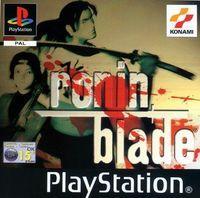 Portada oficial de Ronin Blade para PS One