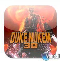 Portada oficial de Duke Nukem 3D para Android