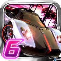 Portada oficial de Asphalt 6: Adrenaline HD para Android