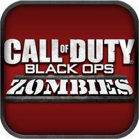 Portada oficial de Call of Duty: Black Ops Zombies para iPhone