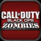 Portada oficial de de Call of Duty: Black Ops Zombies para iPhone