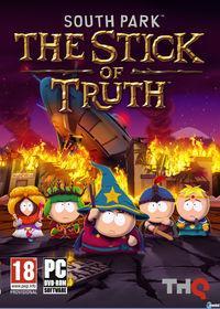 Portada oficial de South Park: La Vara de la Verdad para PC