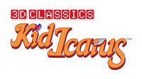 Portada oficial de Kid Icarus 3D Classics para Nintendo 3DS