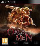 Portada oficial de de Of Orcs and Men para PS3