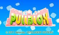 Portada oficial de Pullblox eShop para Nintendo 3DS