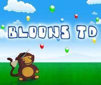 Portada oficial de Bloons TD DSiW para NDS
