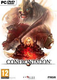Portada oficial de Confrontation para PC