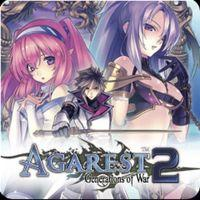 Portada oficial de Agarest: Generations of War 2 PSN para PS3