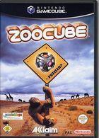 Portada oficial de de Zoo Cube para GameCube