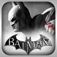 Portada oficial de Batman: Arkham City Lockdown para iPhone