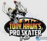 Portada oficial de Tony Hawk's Pro Skater HD PSN para PS3