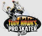 Portada oficial de de Tony Hawk's Pro Skater HD PSN para PS3
