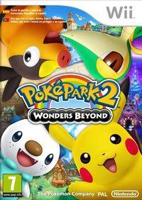Portada oficial de Poképark 2: Un mundo lleno de ilusiones para Wii