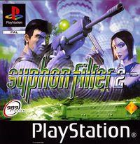 Portada oficial de Syphon Filter 2 para PS One