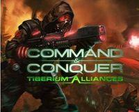 Portada oficial de Command & Conquer Tiberium Alliances para PC