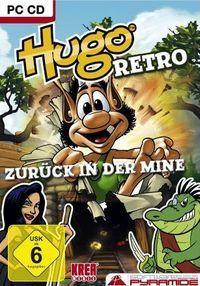 Portada oficial de Hugo Retro Mania para PC