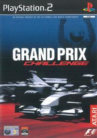 Portada oficial de Grand Prix Challenge para PS2