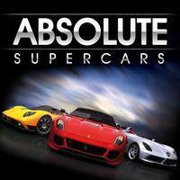 Portada oficial de Absolute Supercars PSN para PS3