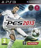 Portada oficial de de Pro Evolution Soccer 2013 para PS3