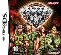 Portada oficial de Elite Forces: Unit 77 DSiWare para NDS
