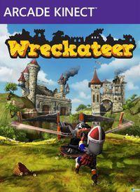 Portada oficial de Wreckateer XBLA para Xbox 360