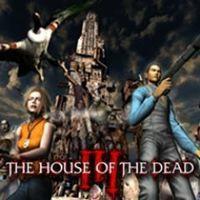Portada oficial de The House of the Dead 3 PSN para PS3