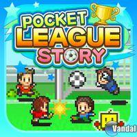 Portada oficial de Pocket League Story para iPhone