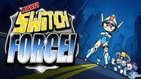 Portada oficial de Mighty Switch Force! eShop para Nintendo 3DS