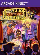 Portada oficial de de Happy Action Theatre XBLA para Xbox 360