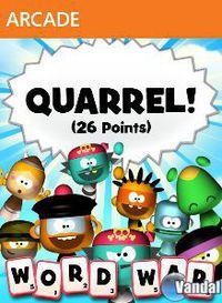 Portada oficial de Quarrel XBLA para Xbox 360