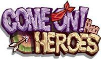 Portada oficial de Come On! Heroes DSiW para NDS