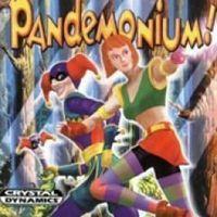 Portada oficial de Pandemonium PSOne para PSP