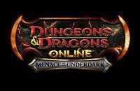 Portada oficial de Dungeons & Dragons Online: Menace of the Underdark para PC