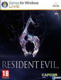Portada oficial de Resident Evil 6 para PC