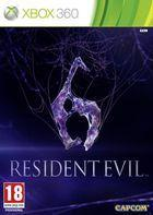 Portada oficial de de Resident Evil 6 para Xbox 360