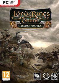 Portada oficial de El Señor de los Anillos Online: Riders of Rohan para PC