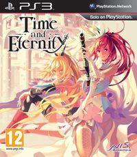 Portada oficial de Time and Eternity para PS3