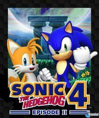Portada oficial de Sonic the Hedgehog 4: Episode II para PC