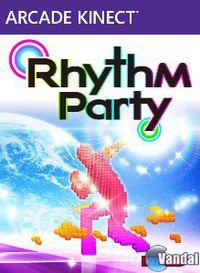 Portada oficial de Rhythm Party XBLA para Xbox 360