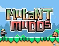 Portada oficial de Mutant Mudds eShop para Nintendo 3DS