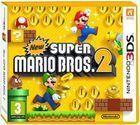 Portada oficial de de New Super Mario Bros. 2 para Nintendo 3DS