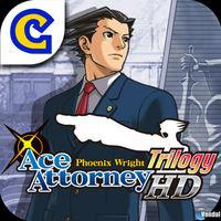 Portada oficial de Ace Attorney: Phoenix Wright Trilogy HD para iPhone