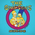 Portada oficial de de The Simpsons Arcade PSN para PS3