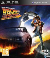 Portada oficial de Back to the Future: The Game para PS3