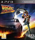 Portada oficial de de Back to the Future: The Game para PS3