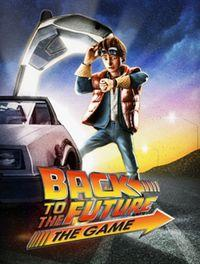 Portada oficial de Back to the Future: The Game para PC