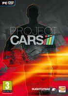 Portada oficial de de Project Cars para PC